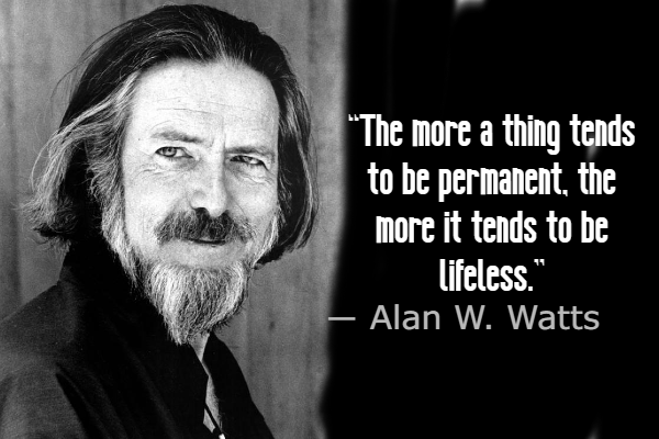 Best Alan Watts Quotes