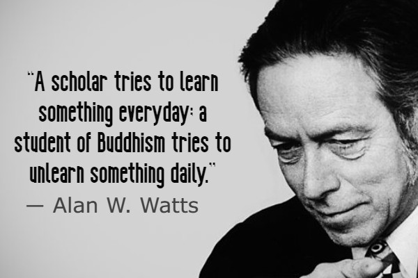 Quotes by Alan Watts