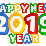 New Year 2019 Stickers for Whatsapp