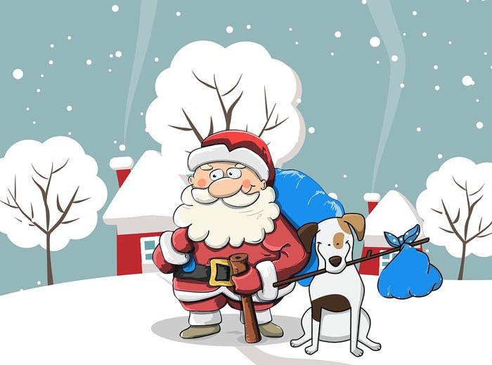 Santa Claus Images Free Download