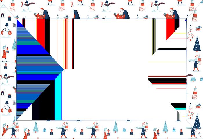 christmas frame ideas