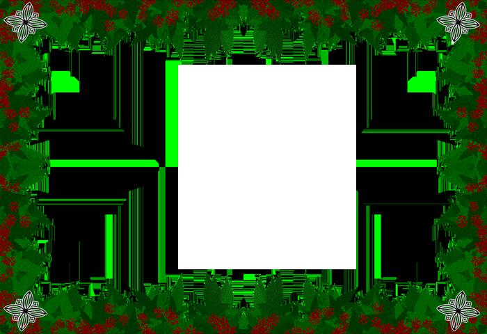 christmas photo frames download