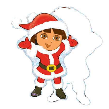 cute santa claus image