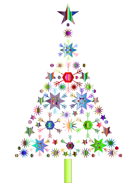 free christmas tree images PNG