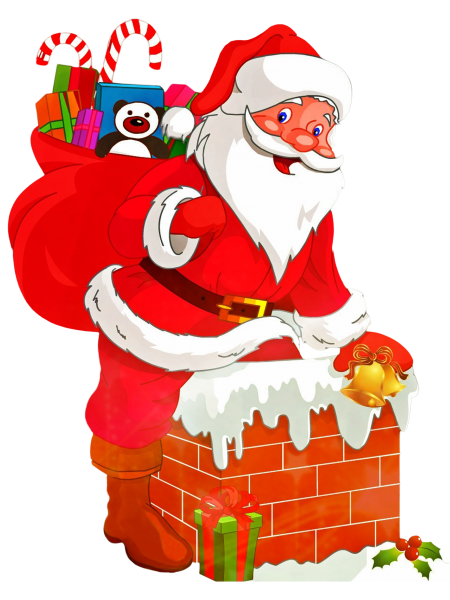 pictures of the real santa claus PNG