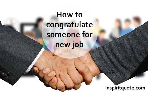 Congratulations On Your New Job Quotes Funny Good Luck In