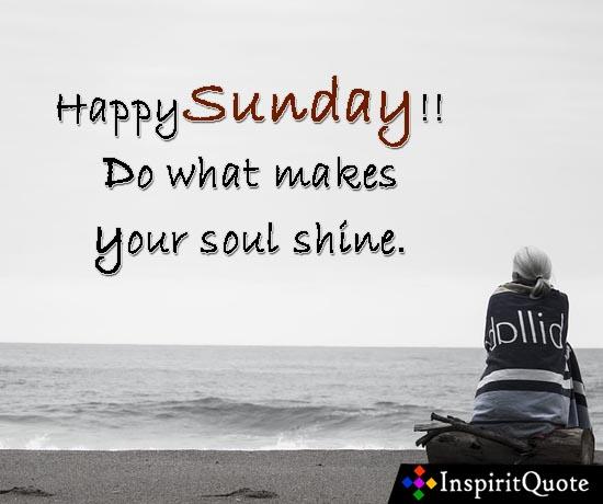 beautiful sunday morning quotes