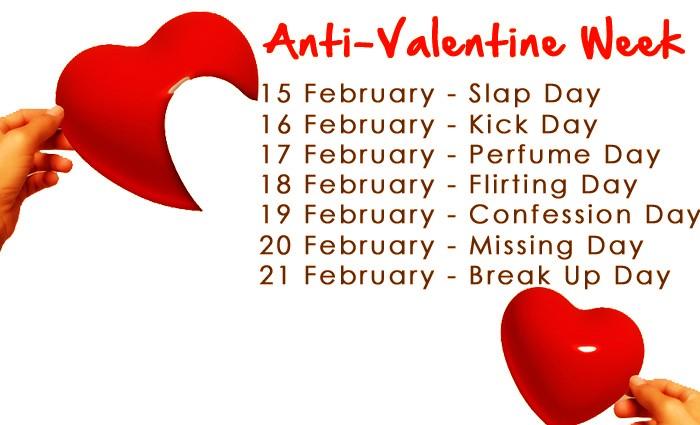 Anti-Valentine-Week