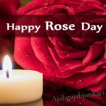 Happy Rose Day massages