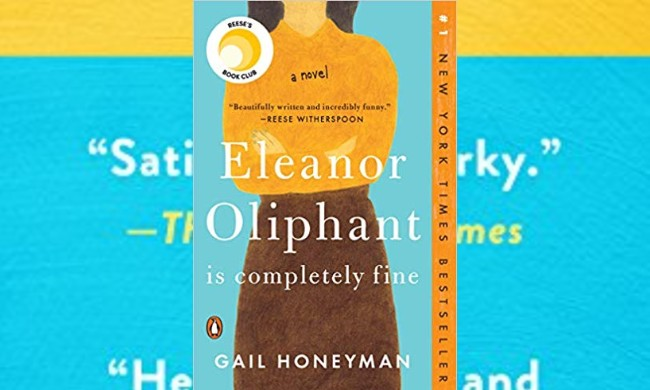Eleanor Oliphant is Completely Fine Book Club Questions by Gail Honeyman