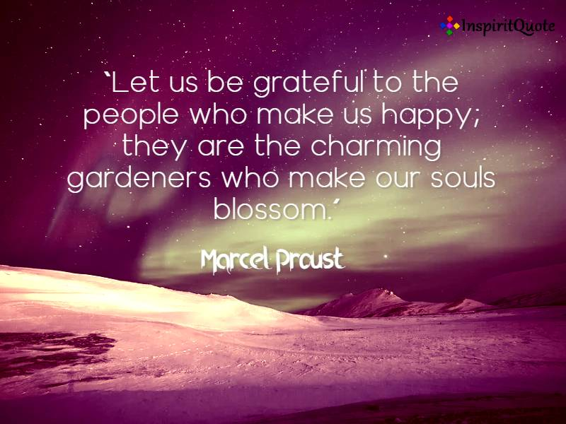 Friendship Quotes by marcel prcust