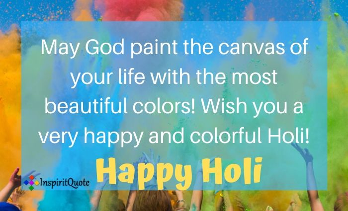 Happy Holi Massages