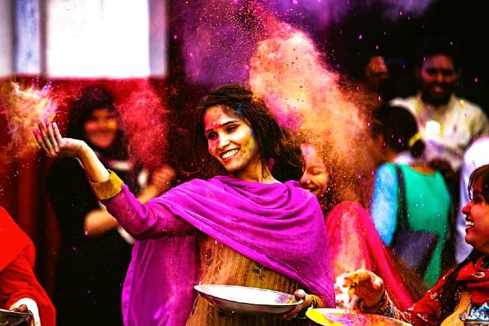 Holi Background Images
