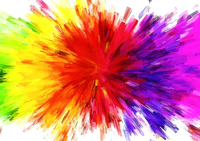 Holi Colours Background Hd