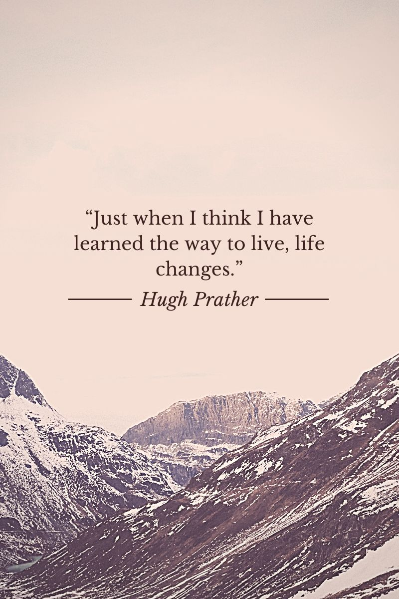 Quotes About Finding Yourself By Hugh Prather