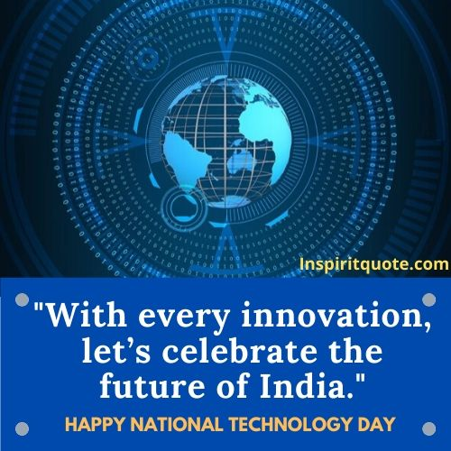 National Technology Day Quotes and Massages