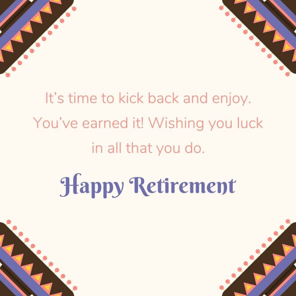 Congratulations on Your Retirement Quotes