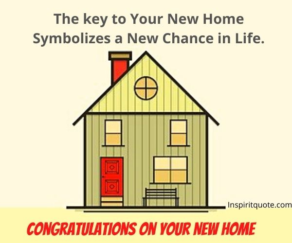 Congratulations on Your New Home Messages