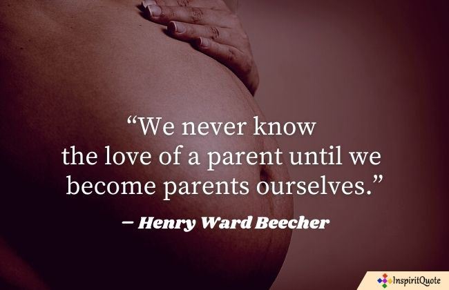 Beautiful Pregnancy Quotes