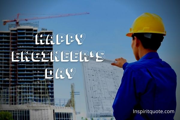Happy Engineer Day wishes