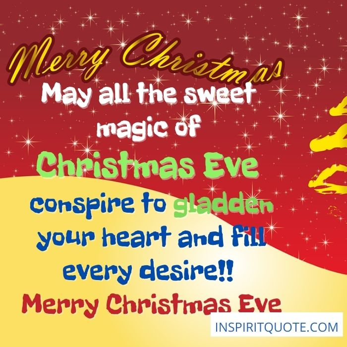 Merry Christmas Eve Eve Images