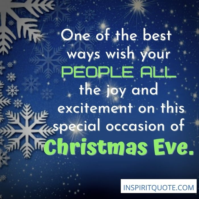 Merry Christmas Eve Images