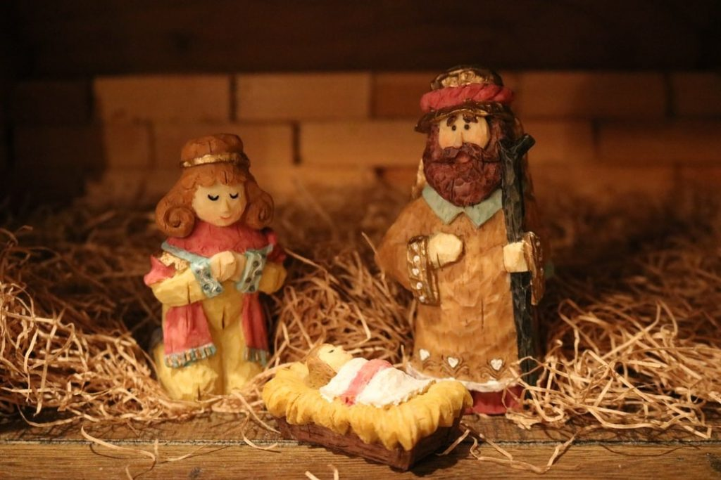Christmas Pictures of Jesus