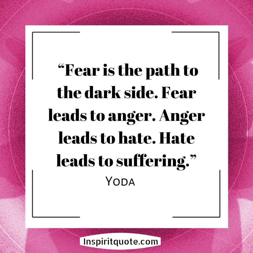 Famous Yoda Quotes