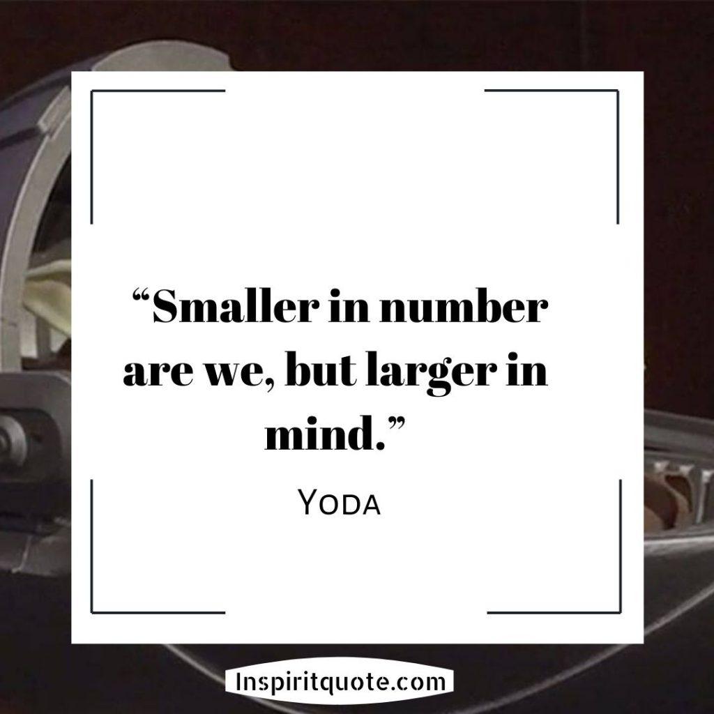 Positive Yoda Quotes