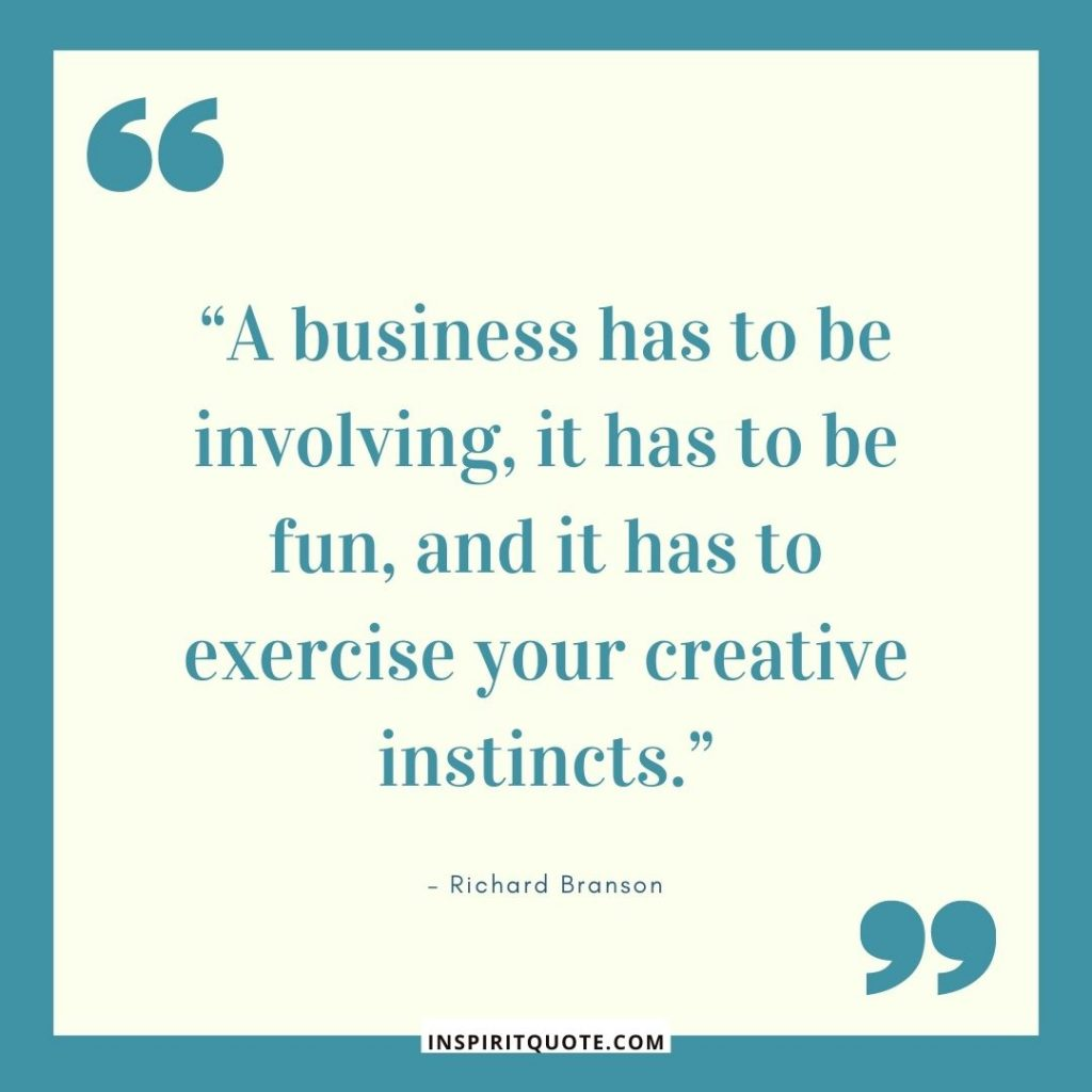 Business Quotes in English