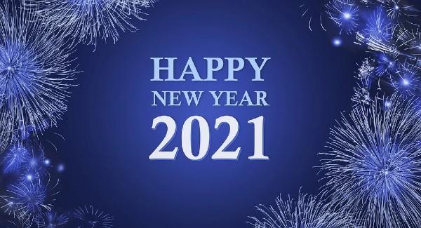 Happy New Year 2021 Photod