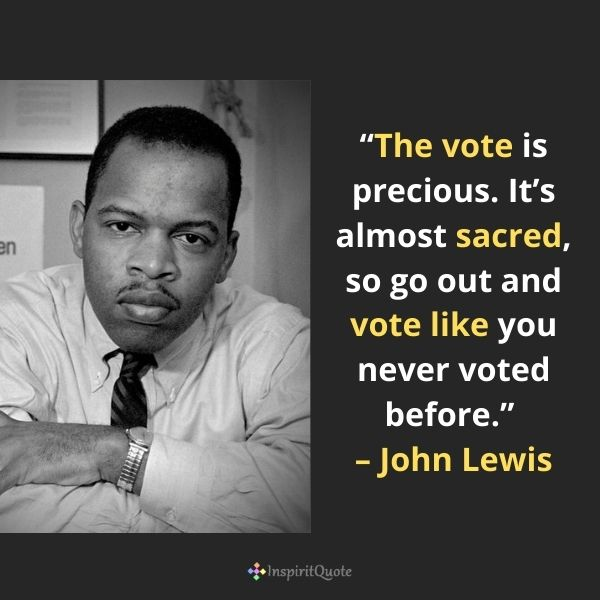 John Lewis Quotes That Will Inspire