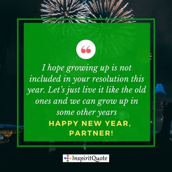 New Year Funny Quotations