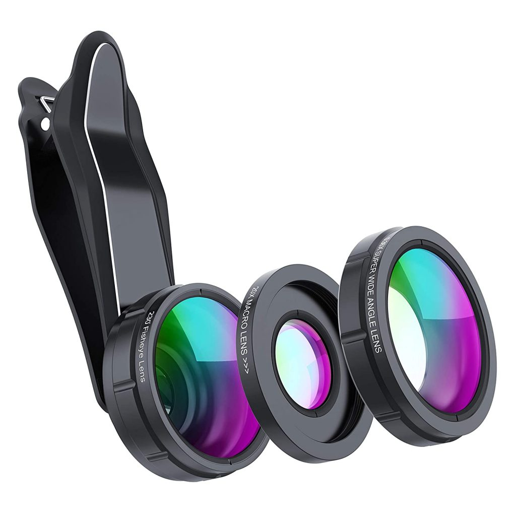Camera Lens Kit Great Valentine's Day Gifts for Him