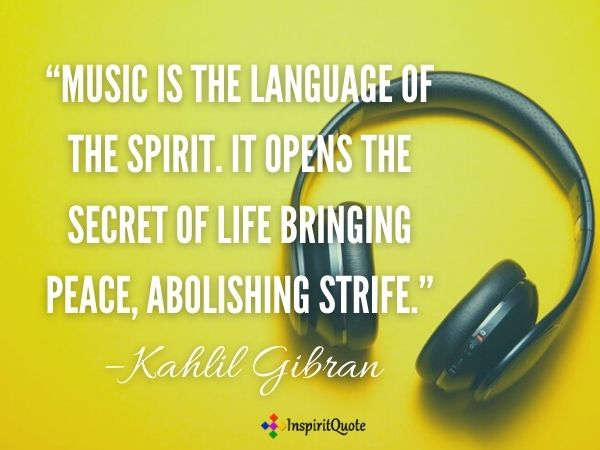 Famous Quotes About Music and Life