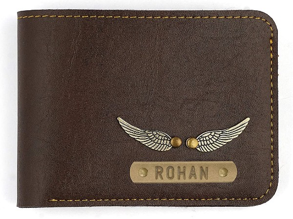 Personalized Wallet Unique Valentine's Day Gifts for Him