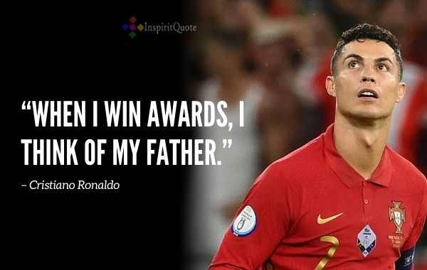 Soccer Quotes Cristiano Ronaldo